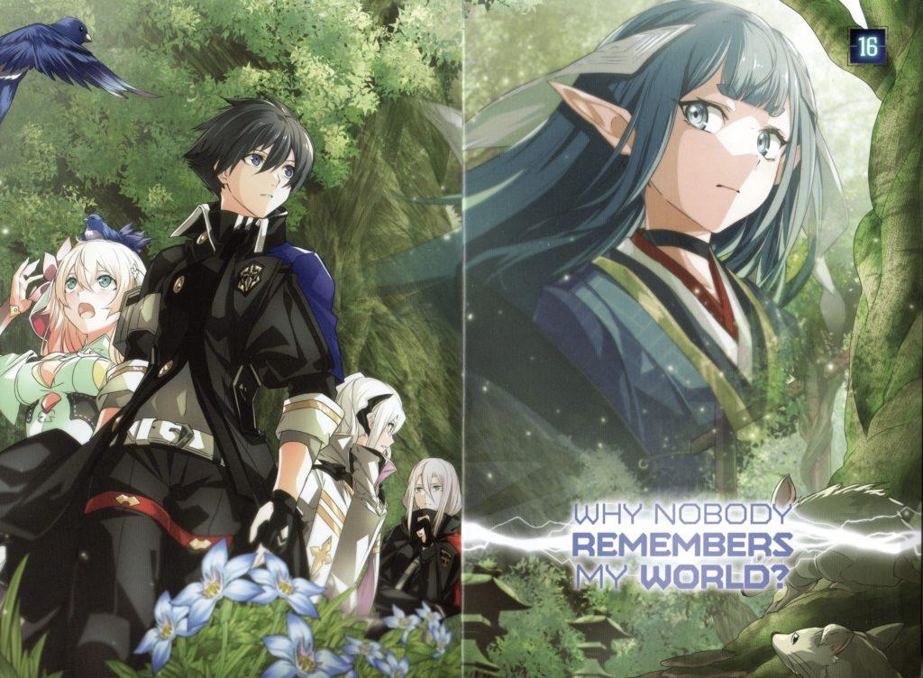 Les Trésors du Nain Why Nobody Remembers my World tome 4 et 5 Doki Doki Arikan Kei Sazane Avis Critique Review