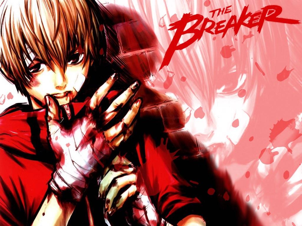 The Breaker Ultimate Réédition Meian Editions Sortie 24 mars 2021 The Breaker Saison 3