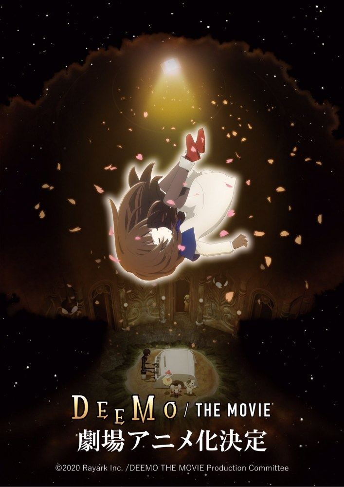 Deemo The Movie Film d'Animation Signal MD Production I.G Rayark Games Deemo 2 Trailer Bande-annonce