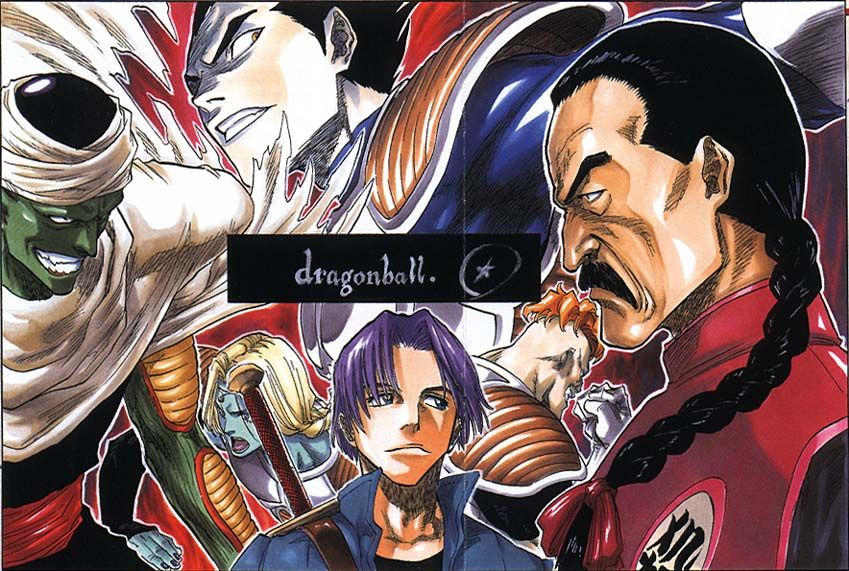 Dragon Ball Z Papa du manga papa du shonen nekketsu Big Three Bleach Naruto One Piece La base Influence Akira Toriyama Club Dorothée