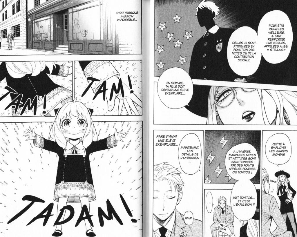 Les Trésors du Nain Spy X Family Tome 1 2 3 Avis Critique Review Kurokawa Tatsuya Endo