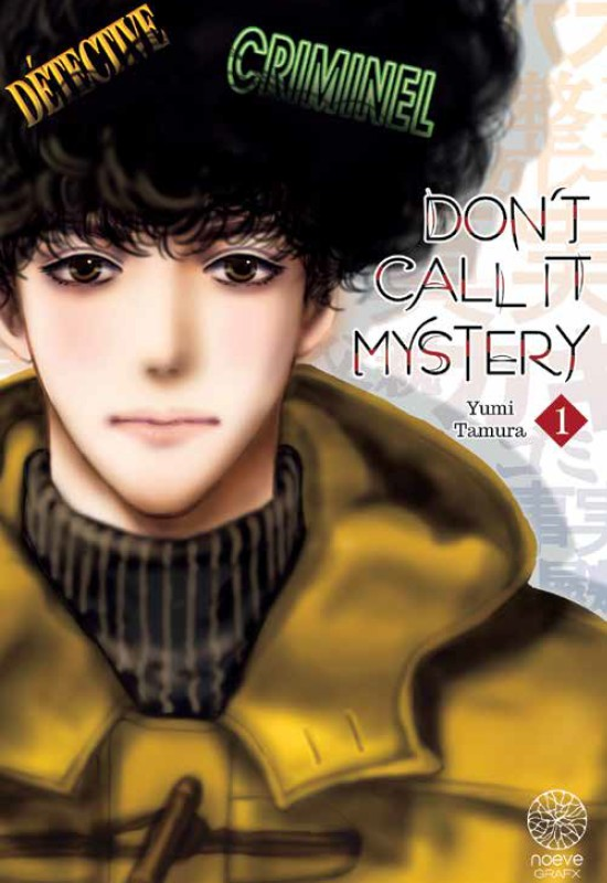 Don't call it Mystery