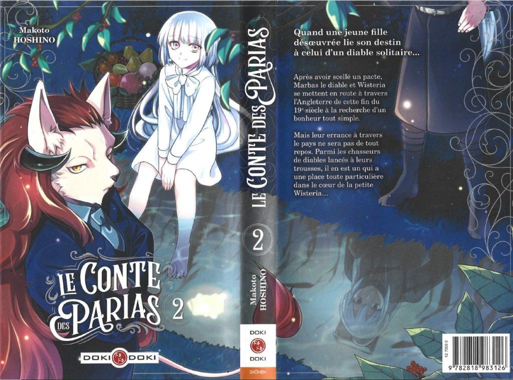 Le Conte des Parias