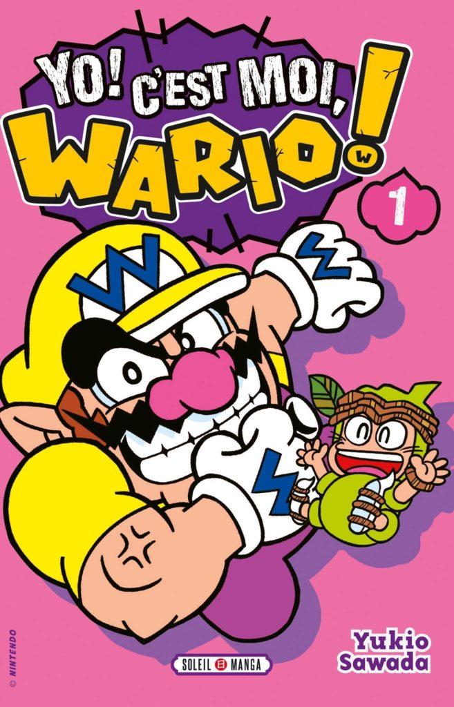 Yo ! C'est moi, Wario !