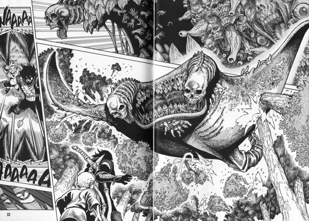 Les Trésors du Nain La Ballade de Ran Intégrale Dark Fantasy Doki-Doki Yusuke Osawa Avis Review Critique