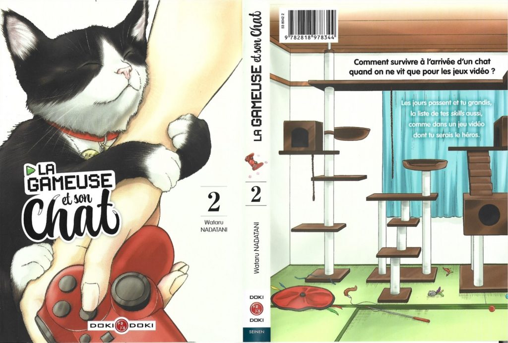 La Gameuse et son Chat tome 2