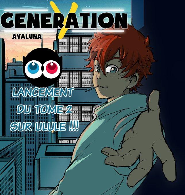 Interview Ayaluna Génération Y Auto-édition Manga Mangaka