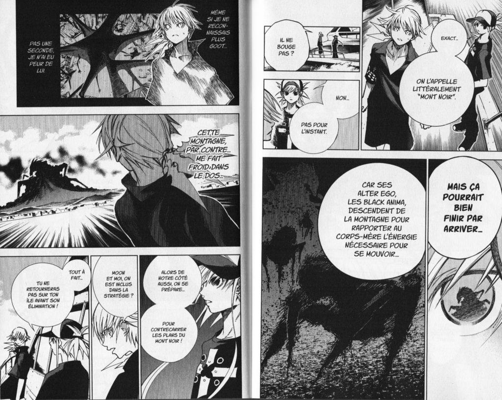 Dear Call Tome 1 Kiri Gunchi Glénat éditions Manga Avis Review Critique Les Trésors du Nain Shonen Nekketsu extrait