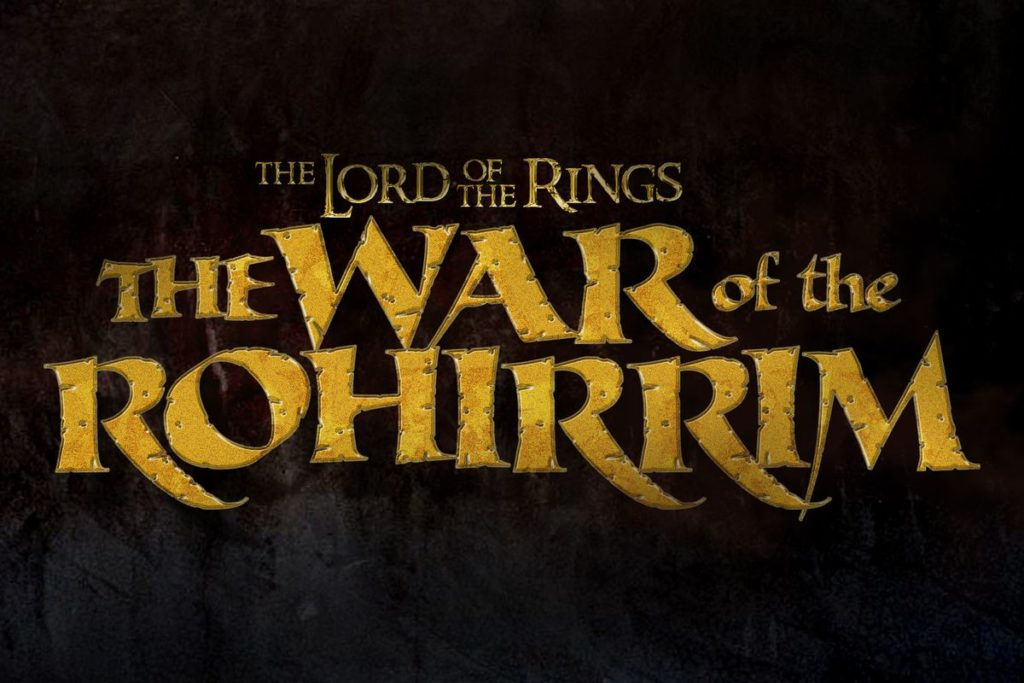The War of the Rohirrim Tolkien The Lord of The Rings Le Seigneur des Anneaux Warner Bros Pictures New Line Cinema Sola Entertainment Kenji Kamiyama