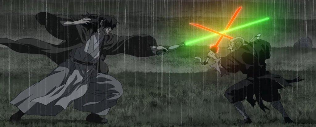 Star Wars Visions Anime Teaser Anthologie Disney+ Science Saru Studio Trigger Studio Colorido Geno Studio Kinema Citrus Kamikaze Douga Production I.G