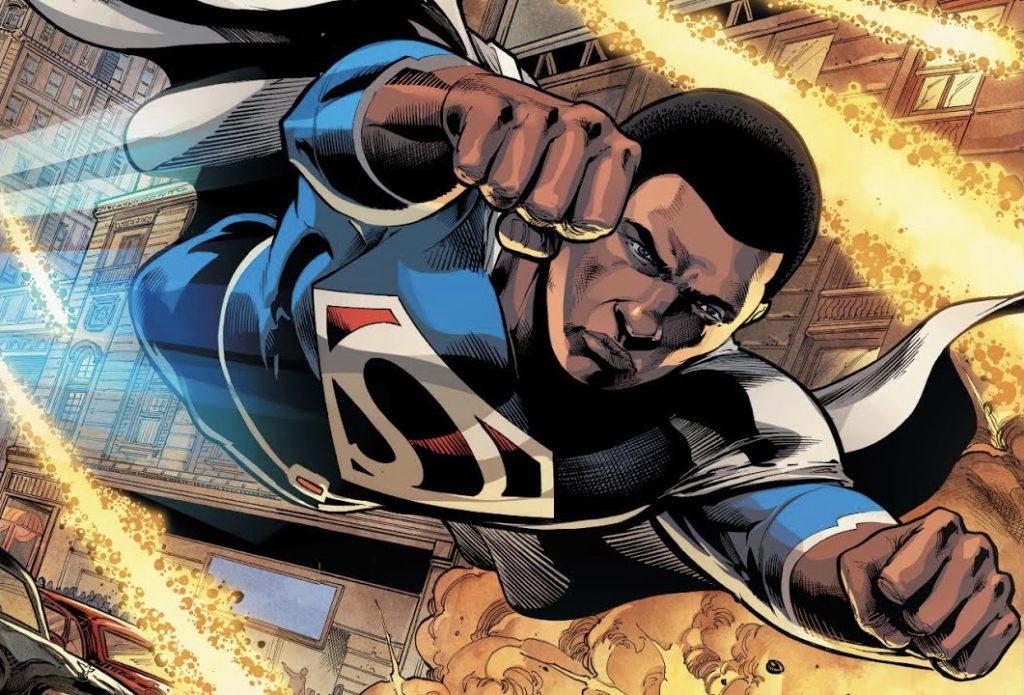 Superman Noir Michael B Jordan HBO Max Val Zod Terre 2 Clark Kent Kal El Série Mini Série Ta Nehisi Coates J J Abrams