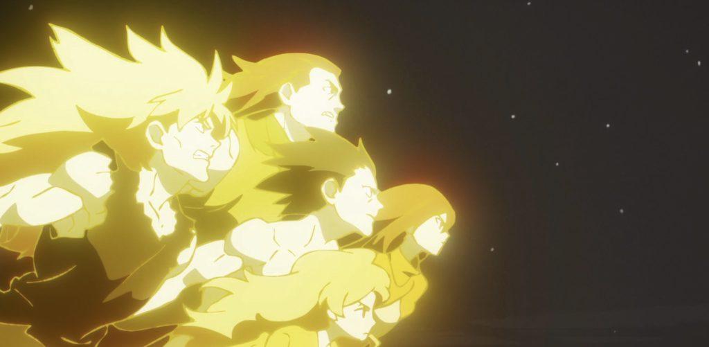 Idaten Deities in a Peaceful Heion Sedai no Idaten-tachi Avis Critique Review Crunchyroll Animé été 2021