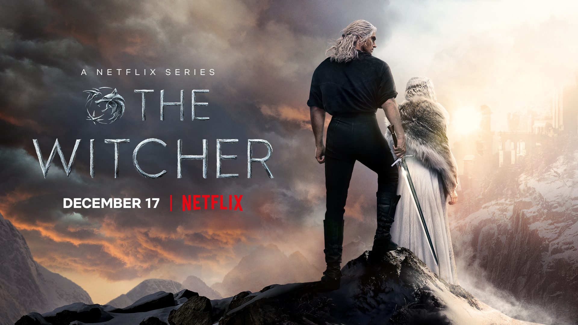 WitcherCon The Witcher Saison 2 Netflix Date Sortie 7 décembre Trailer Teaser Nightmare of the Wolf Geralt Vesemir 23 aout film d'animation anime Studio Mir Avatar