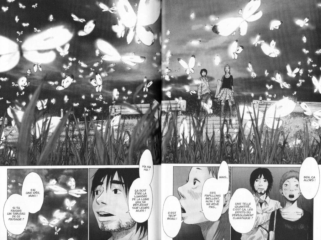 Les Trésors du Nain Nijigahara Holograph One Shot Inio Asano Avis Review Critique Kana éditions Extrait