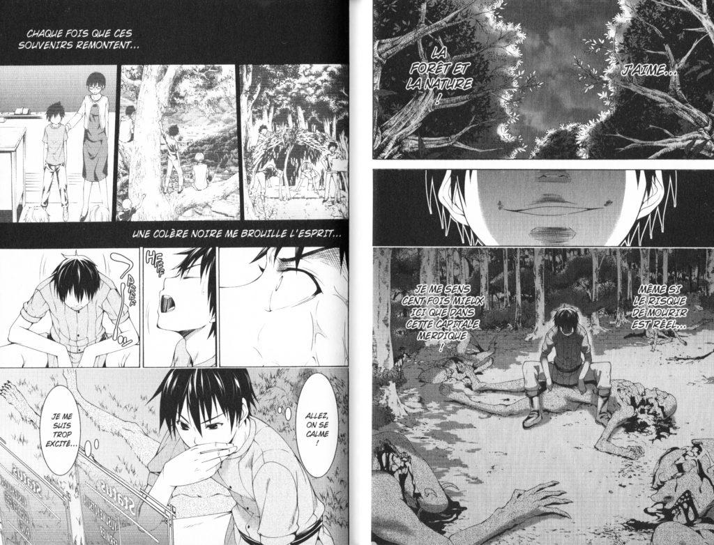 I'm Standing on a Million Lives Pika édition Naoki Yamakawa Akinari Nao Manga Light novel Avis Review critique tome 1 tome 2 isekai fantasy