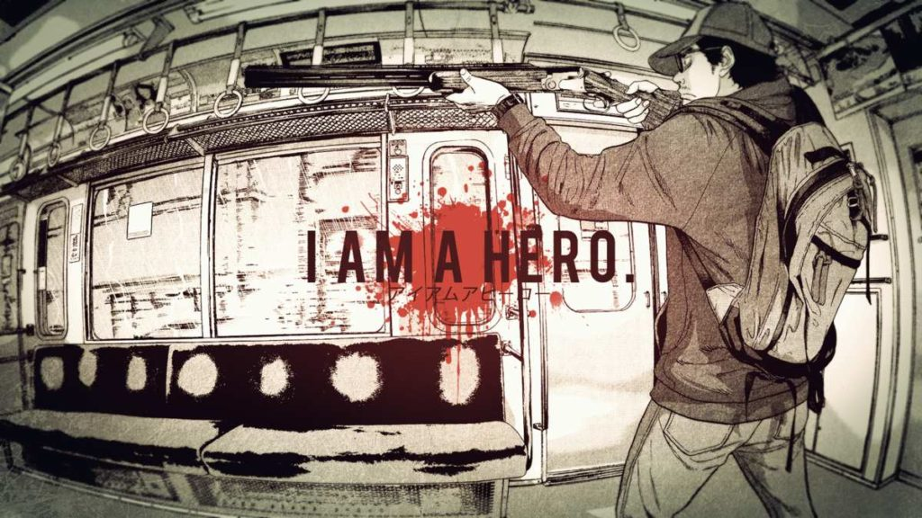 Under Ninja Kengo Hanazawa Adaptation Anime Young Magazine I am a Hero éditions Kana