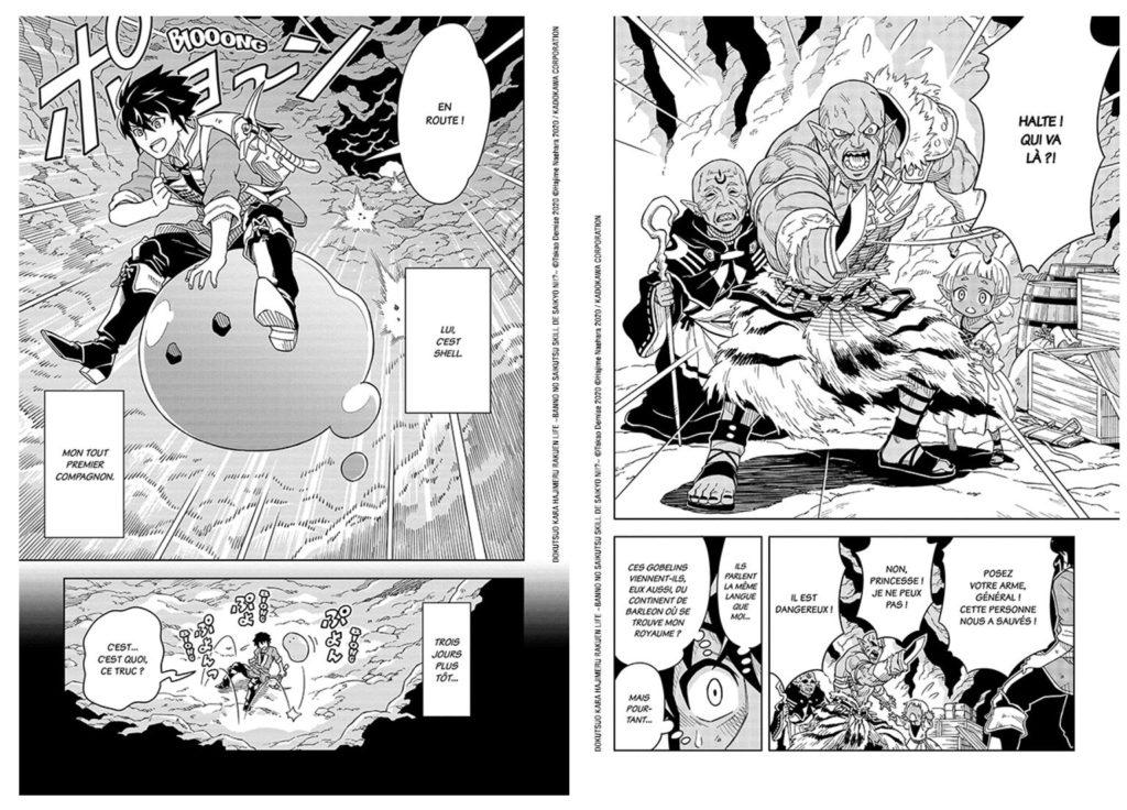 Avis Review Critique The Cave King Takao Demise Doki Doki Heroic Fantasy