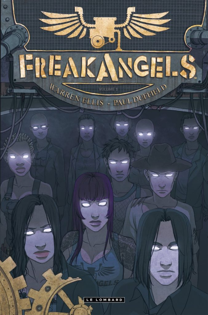 FreakAngels Adaptation Anime Crunchyroll Originals Crunchyroll Studios Trailer Bande-annonce Date de Sortie 2022 Warren Ellis Paul Duffield